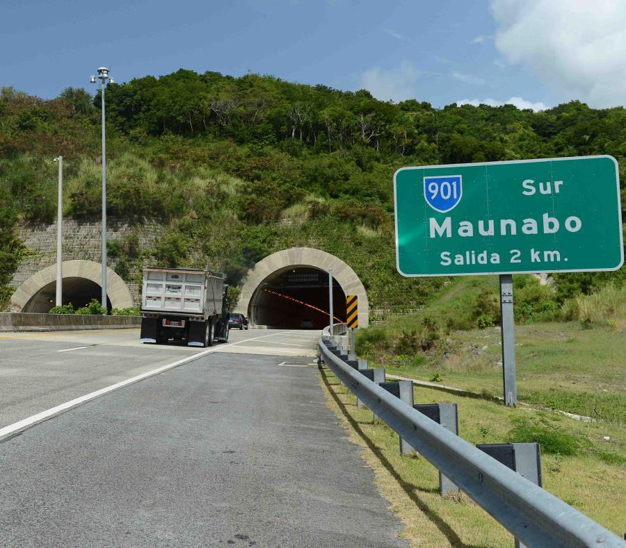 En los túneles se estaría grabando un vídeo musical. (GFR Media) (semisquare-x3)