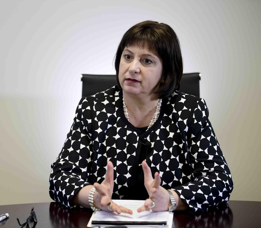 Natalie Jaresko, directora ejecutiva de la Junta. (GFR Media) (semisquare-x3)