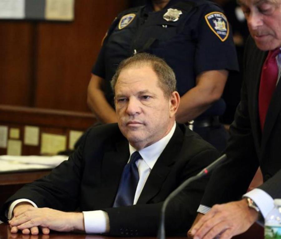 Harvey Weinstein ha sido acusado por decenas de mujeres de acoso y abuso sexual.  (semisquare-x3)