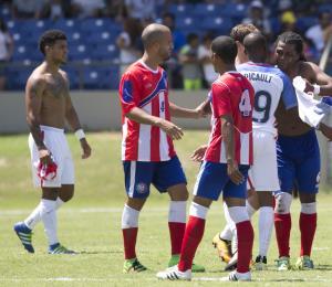 Honduras jugará amistosos contra Puerto Rico y Chile