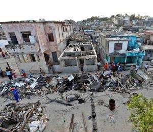 Aumentan a 3,780 las viviendas dañadas por intenso tornado en Cuba