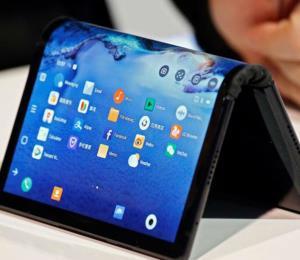 FlexPai, el teléfono plegable que deslumbró en el evento CES 2019