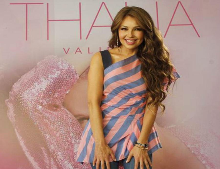 La cantante mexicana confesó que el día que realizó ese vídeo no se sentía muy bien (semisquare-x3)