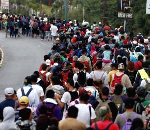 La violencia en Centroamérica