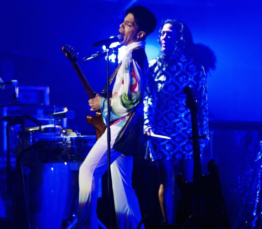Prince falleció en 2016 a los 57 años por una sobredosis de opiáceos. (EFE / Torben Christensen) (semisquare-x3)