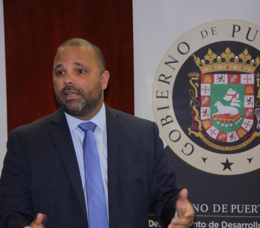 El secretario del DDEC, Manuel Laboy, explicó que con el nuevo esquema, los incentivos se otorgarán en función del retorno de inversión que dejen al fisco y a la economía. (GFR Media) (semisquare-x3)