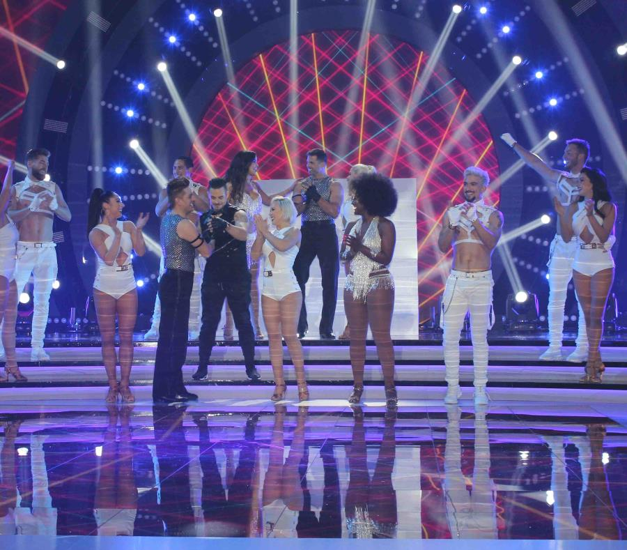 La bailarina obtuvo $25,000 para su fundación, Movimiento viviente en la República Dominicana. (Suministrada) (semisquare-x3)
