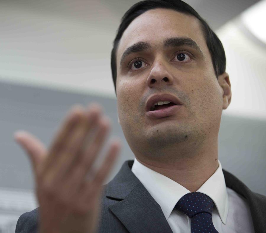 Ramón Rosario, La Fortaleza Public Affairs Secretary. (semisquare-x3)