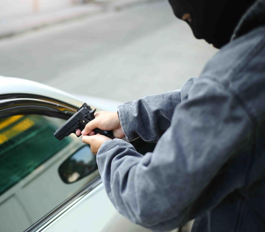 El carro luego fue recuperado por las autoridades. (Shutterstock) (semisquare-x3)