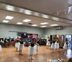 Audiciones para estudiantes de ballet clásico