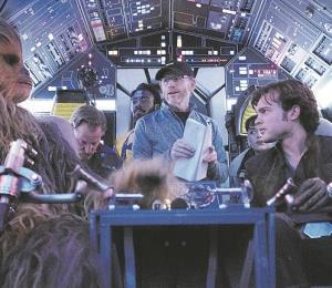 """Franquicia de """"Star Wars"""" choca con los cineastas modernos"""