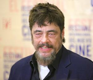 Benicio del Toro dice que es imposible actuar usando drogas
