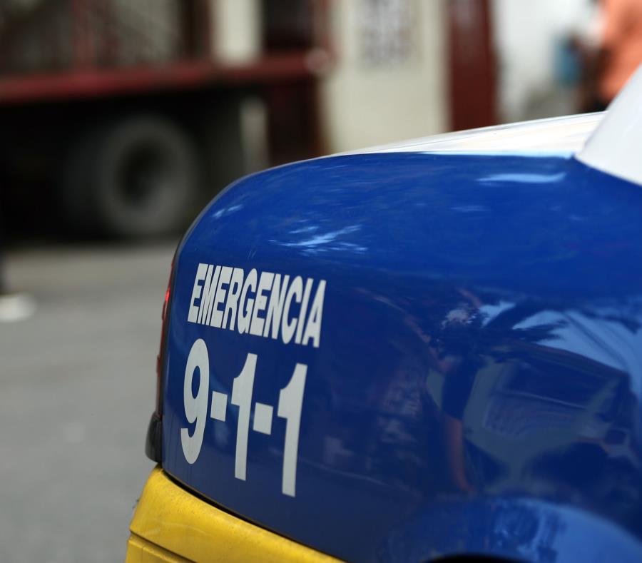 Las autoridades informaron que no se reportaron personas o vehículos afectados por el mismo. (semisquare-x3)