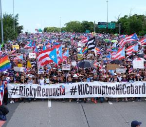 La democratización de Puerto Rico