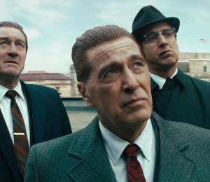 """Robert De Niro y Al Pacino son hielo y fuego en """"The Irishman"""""""