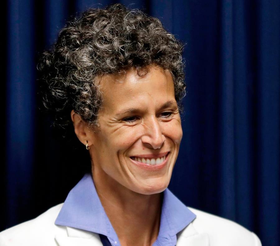 Andrea Constand era empleada de la Universidad de Temple cuando sucedió el abuso en el 2004 (semisquare-x3)