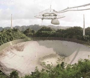 Observatorio de Arecibo, eje de turismo científico