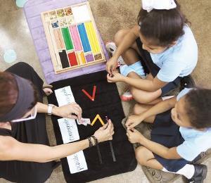 La educación humanista de los maestros puertorriqueños