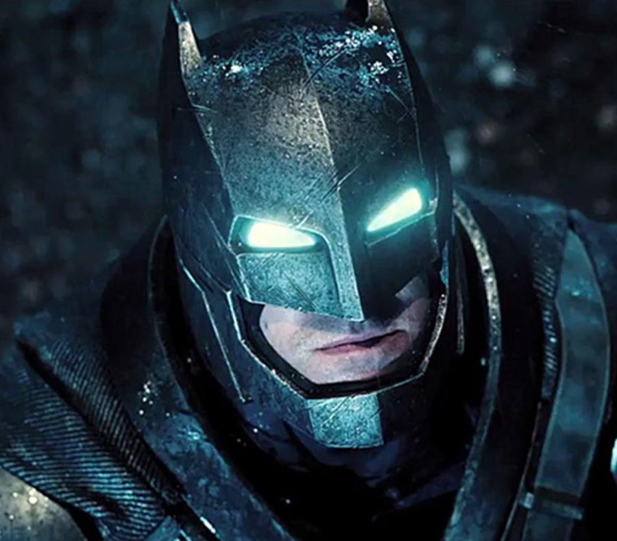 Ben Affleck como Batman. (GFR Media) (semisquare-x3)