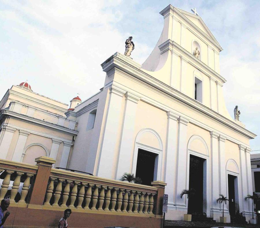 La Catedral de San Juan Bautista. (GFR Media) (semisquare-x3)