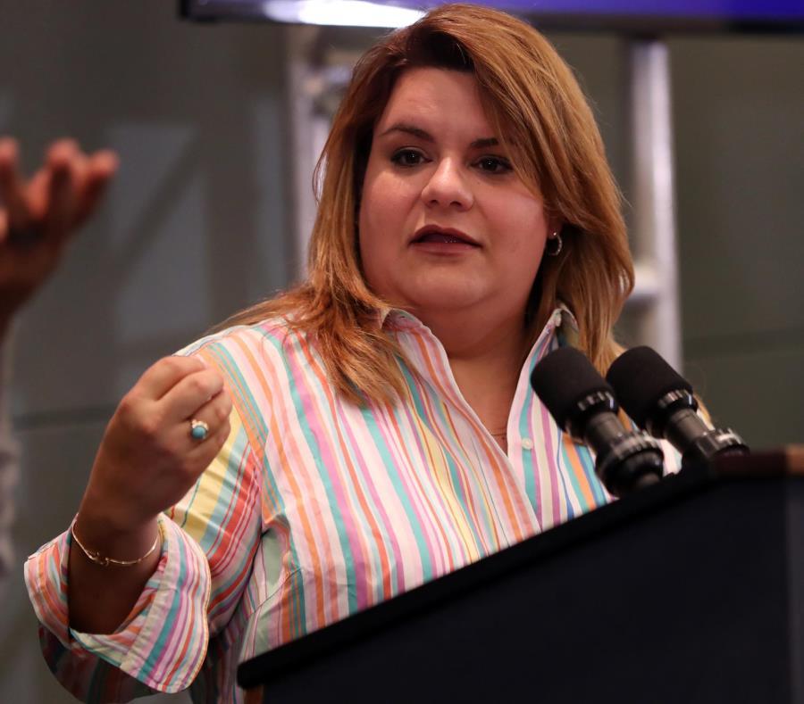 La comisionada residente Jenniffer González promueve incentivos por la producción de empleos. (Archivo / GFR Media) (semisquare-x3)
