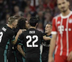 El Real Madrid somete al Bayern y vuelve a ganar en Múnich