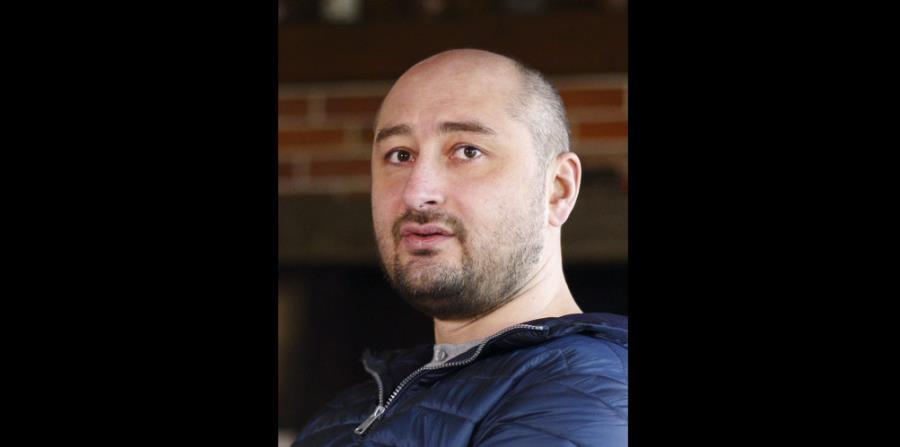 Asesinan a un periodista crítico de Putin que había huido de Rusia (horizontal-x3)