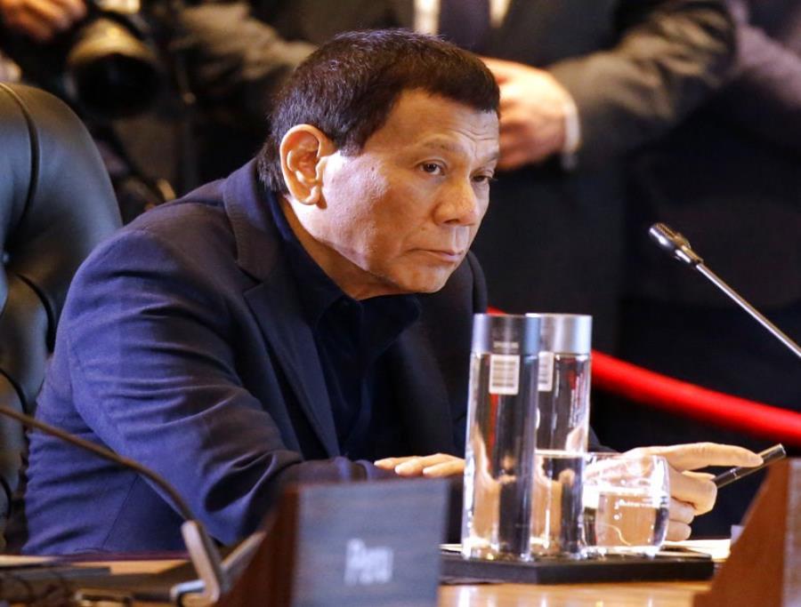 Rodrigo Duterte quiere rebajar a 9 años la edad penal en Filipinas (semisquare-x3)