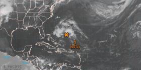 Advierten sobre la posible formación de la primera tormenta de 2019 en el Atlántico