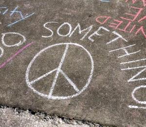 Un emblema de la paz cumple sesenta años