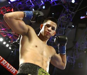 En juego la racha de nocauts corridos del boxeador Edgar Berlanga
