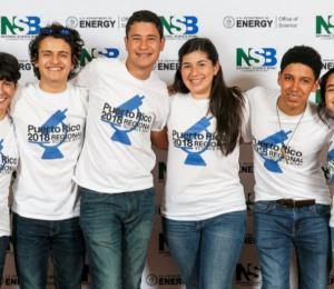Representan la isla en la competencia Final del National Science Bowl