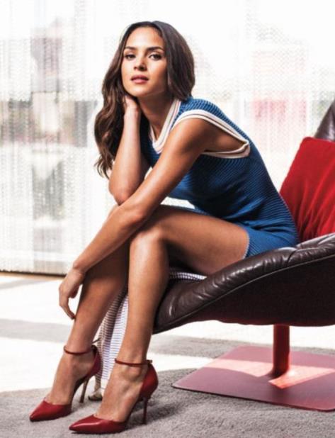 Adria Arjona es hija de la modelo boricua Leslie Torres y el cantante Ricardo Arjona (Archivo / Suministrada). (vertical-x1)