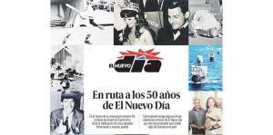 En ruta a los 50 años de El Nuevo Día