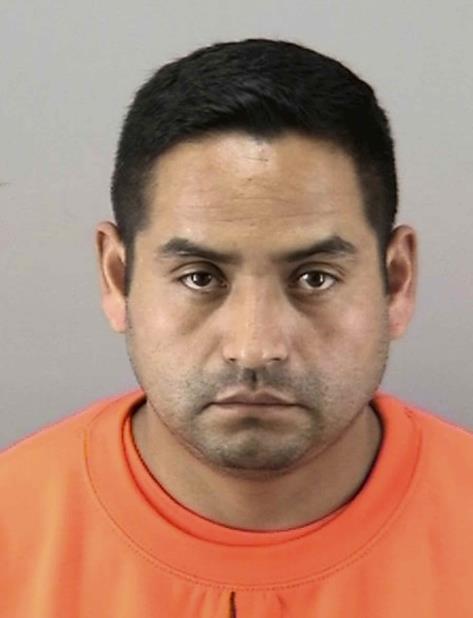 Esta foto de archivo proporcionada por el Departamento de Policía de San Francisco muestra a Orlando Vílchez Lazo. (AP) (vertical-x1)