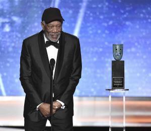 """Morgan Freeman se disculpa ante acusaciones: """"No fue intencional"""""""