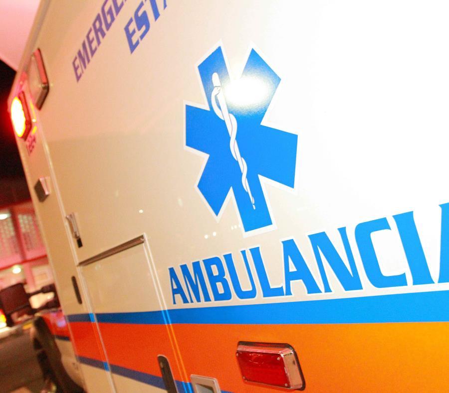 El peatón recibió una herida en abierta en la cabeza, según la Policía. (GFR Media) (semisquare-x3)
