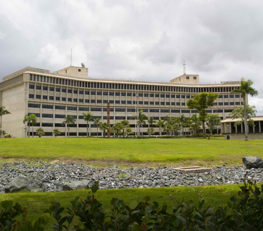 El tribunal federal en Hato Rey (semisquare-x3)