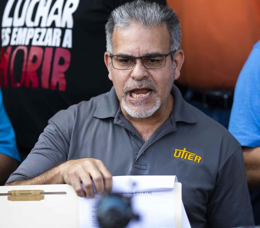Figueroa Jaramillo denunció que el acuerdo negociado con los bonistas de la AEE igualmente representa un escollo para la recuperación tras un evento atmosférico. (GFR Media) (semisquare-x3)