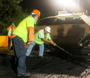 El asalto por el asfalto en Puerto Rico