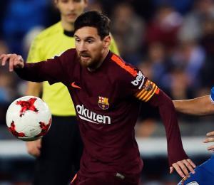 Messi será capitán del Barsa durante esta temporada