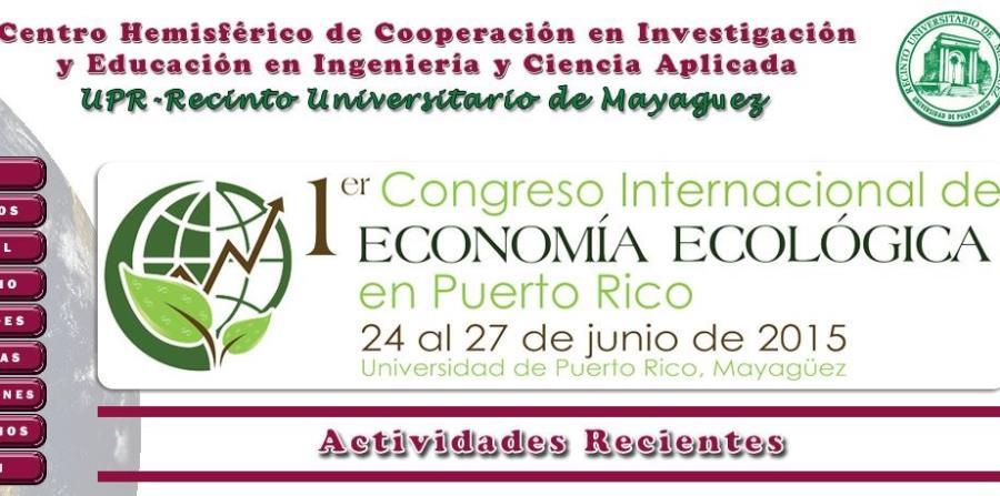 En el evento se analizará el tema de cómo lograr una relación armoniosa entre las actividades económicas y el ambiente, desde la óptica académica, en la práctica diaria, así como en las políticas económicas y empresariales de la sociedad (horizontal-x3)