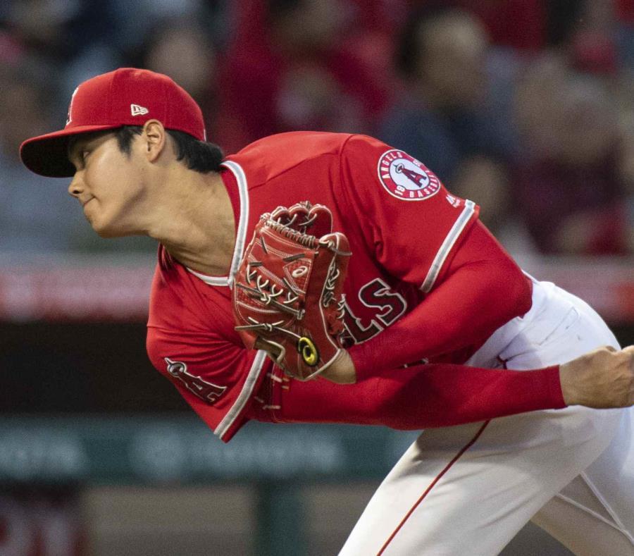 Shohei Ohtani presenta efectividad de 3.10 en esta temporada. (Archivo / AP) (semisquare-x3)