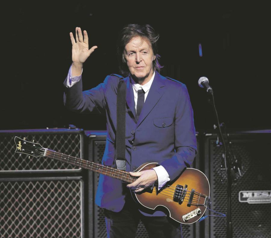 Paul McCartney llega a los 75 años (semisquare-x3)