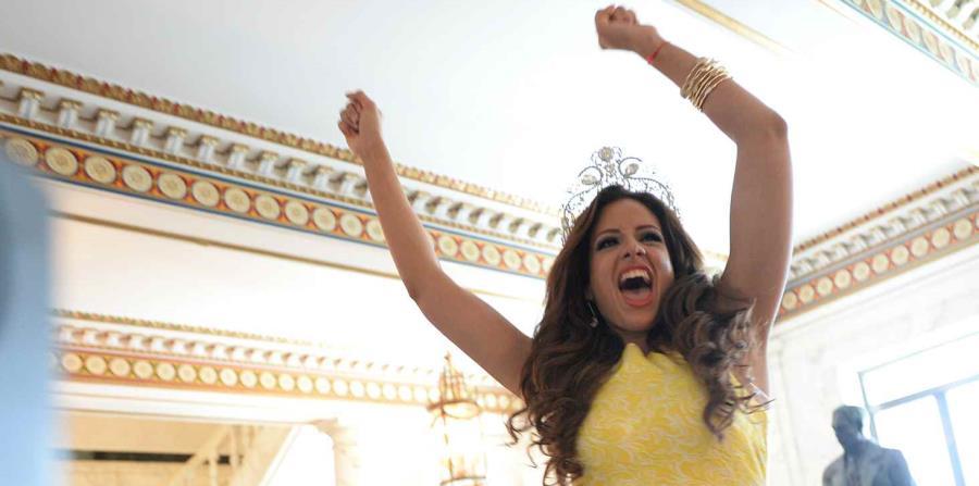 La boricua Aleyda Ortiz, ganadora de Nuestra Belleza Latina 2014. (horizontal-x3)