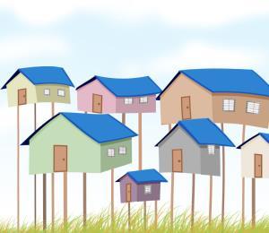 Miles de familias sin techo y tantas casas vacías