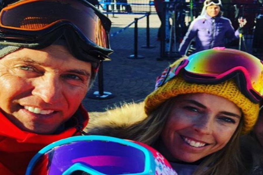 Pie de Foto. Juan Soler y su esposa Maki anunciaron su separación en noviembre pasado (semisquare-x3)