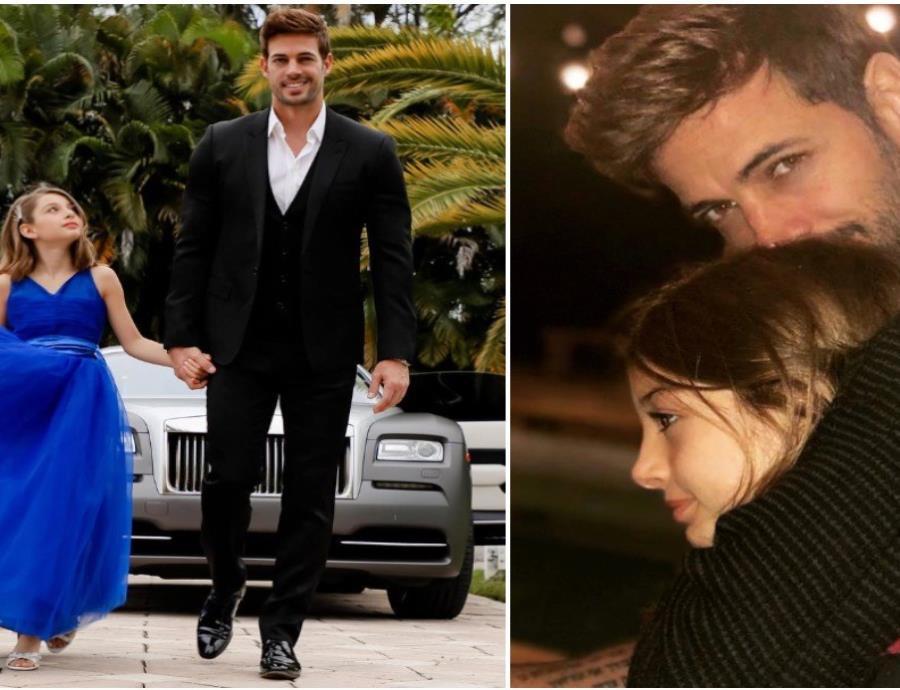 Kailey agradeció a su papá, William Levy, por llevarla a un baile con él.  ( Instagram/ @kaileylevy19 / @willevy) (semisquare-x3)