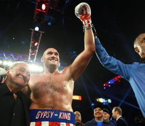 Bob Arum ve un renacer en la categoría de los pesos pesados del boxeo