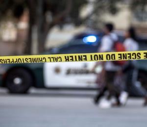Dos heridos tras disparos en partido de fútbol en una escuela de Florida